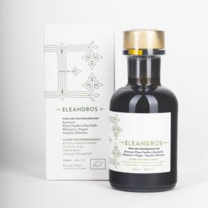 Eleandros High Phenolic griechisches Olivenöl aus Koroneiki Oliven
